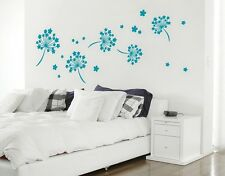 Flower Seeds - highest quality wall decal stickers
