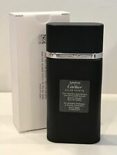 Santos de Cartier for Men by Cartier 100ml / 3.3oz EDT New Tester w/ Cap