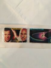 1994 Star Trek Generations Get in Touch with the Stars 20 Unit Phone Cards
