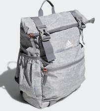 Brand New Adidas Gym Yoga Travel Laptop Backpack Rose Gold Pulls Yoga Mat Straps