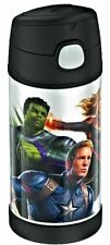 AVENGERS CAPTAIN AMERICA Thermos FUNtainer StainlessSteel Insulated 12oz Bottle