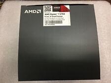 AMD Ryzen 7 2700 empty box