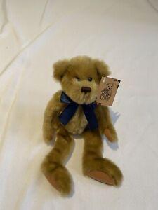 "Boyle Industries ""Arthur"" Bear Teddy 31cm BNWT Vintage Gift (SG)"