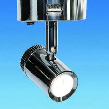 2x 12v LED DIMMER SPOT LIGHT LAMP +USB CARAVAN MOTORHOME RV VW CAMPER low power