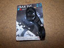 Bar Fly 2.0 Black Garmin  200/500/510/800/810 Handle Bar Mount