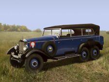 Mercedes typ G4 (W31) décapotable WW2 1/35 ICM