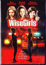 Wisegirls (DVD, 2002) Mira Sorvino, Mariah Carey, Melora Walters New