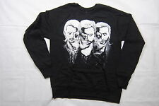 SWEDISH HOUSE MAFIA 3 FACES UNTIL NOW SWEATSHIRT LARGE NEW OFFICIAL ONE EDM