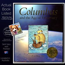 Columbus and the Age Of Discovery Zvi Dor -Ner Hardcover USA 1st Edition 1991 VG