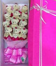 Bear Bouquet (Pink)