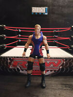 JACK SWAGGER ELITE WRESTLING FIGURE MATTEL Series 5 RARE CLOTH CLOTHES WWE AEW