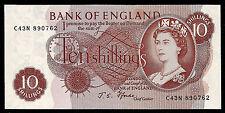 * Great Britain 10 Shillings 1966 -1970  ! UNC almost GEM UNC !   ! P.373c