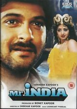 MR INDIA - EROS BOLLYWOOD DVD - Anil Kapoor, Sridevi, Amrish Puri.