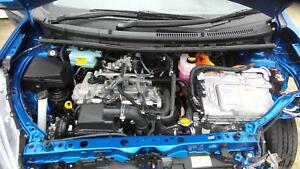 TOYOTA PRIUS NHP10, PRIUS C, COIL - COIL PACK, 8607 Kms, 2012-2018