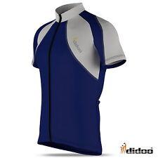 Mens Cycling Jersey Short Sleeve Bike Outdoor Sports Wear Top Shirt Team M Yellow