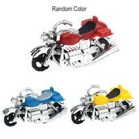 Kids Motorcycle Pull Back Model Toy Motorbike Plastic Toys Children Gift UK