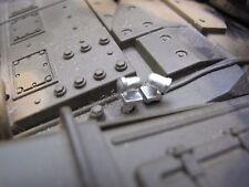 T90 lampade a infrarossi Lampada RC Carro armato Russia rimodellamento ACCESSORI METAL KIT SET 1/16
