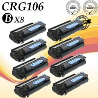 8PK C106 0264B001 Toner Cartridge For Canon ImageClass MF6550 6530 MF6560 MF6595