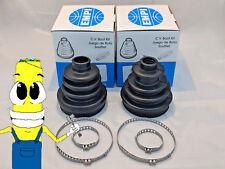 EMPI REAR Inner & Outer CV Axle Boot Kit for Polaris SPORTSMAN 500 1999-2005 4x4