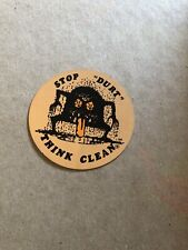 Coal  Mining Stickers Item 42
