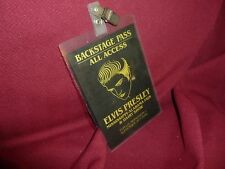 Elvis Presley PROMO BACKSTAGE PASS All Access From Golden Celebration BOX