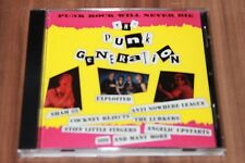 Various-The Punk génération-Live and Loud (1995) (CD) (mbscd 438/1)