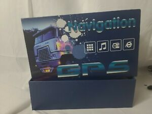 XCODY Navigation GPS System Box Opened For Photos Only NEW