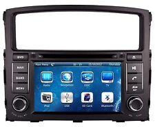 Car Stereo Radio DVD Player GPS Navigation For MITSUBISHI PAJERO 2006-2014 2015