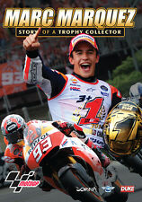MARC MARQUEZ - THE STORY OF THE TROPHY COLLECTOR - MotoGP DVD
