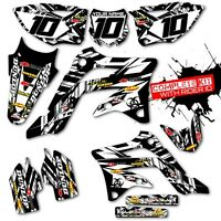 2012 2013 2014 2015 2016 HONDA 250 L DIRT BIKE GRAPHICS ISLANDSTRIKE DECALS KIT