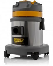 NEW Pullman CB15SS Stainless Steel Wet and Dry Commercial Vacuum Cleaner