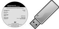 Windows 10 NEW All Versions 32 64bit DVD/USB Restore Repair Install Upgrade w/HD