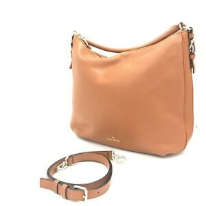 Kate Spade Shoulder Bag 42cm x 35cm x 8cm Medium Brown Formal Leather 481768
