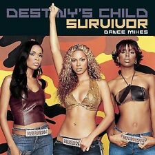 Survivor 2001 by Destiny's Child - Disc Only No Case