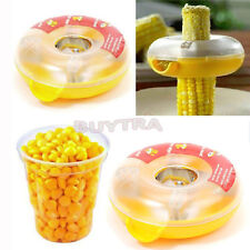 Corn Peeler Thresher Tool Cob Kerneler Cutter Stripper Remover Dignified JR