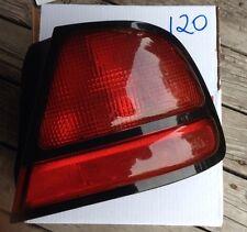 1999 Oldsmobile Ls Lss Right Tail Light Rear Brake Lamp Passenger Side Lens