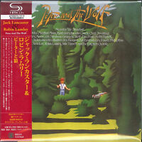 JACK LANCASTER & ROBIN LUMLEY-PETER AND THE WOLF-JAPAN MINI LP SHM-CD Hi25