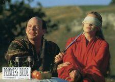 ROBIN WRIGHT WALLACE SHAWN THE PRINCESS BRIDE  1987 VINTAGE LOBBY CARD #3