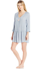 Lucky Brand Women's Sleep Dress, Ditzy Orbit, XL