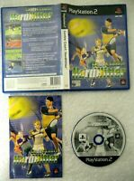 Centre Court: Hardhitter - PAL - Sony Playstation 2 / PS2 Game - Complete
