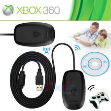 Wireless Adapter Convert Receiver For XBox 360 Controller to Windows PC Games