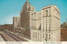 """*Canada Postcard-""""The Royal York Hotel"""" ...Toronto, Ontario-"""