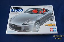 Tamiya 24211 Honda S2000 1/24 scale model kit