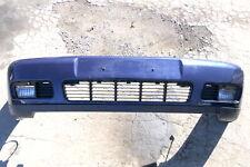 VW Polo Kombi Variant 6k Caddy Stoßstange 9k vorne Frontstoßstange blau LN5Y