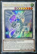 DRAGO POLVERE DI STELLE Ultra Rara in Italiano DUPO-IT103  YUGIOH
