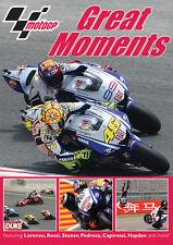 MotoGP's Great Moments DVD