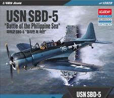 "Academy 1/48 WW2 USN SBD-5 ""Battle of the Philippine Sea"""