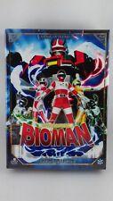 NEUF ! Coffret DVD Série intégrale BIOMAN édition collector sous blister ! Toei