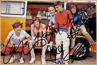 4x6 SIGNED AUTOGRAPH PHOTO REPRINT of One Direction #TP