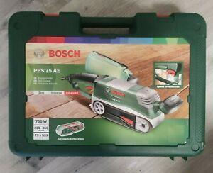 Bosch PBS 75 AE Bandschleifer